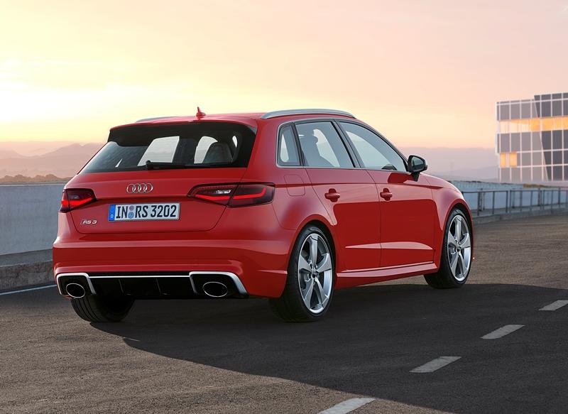Audi RS 3 Sportack