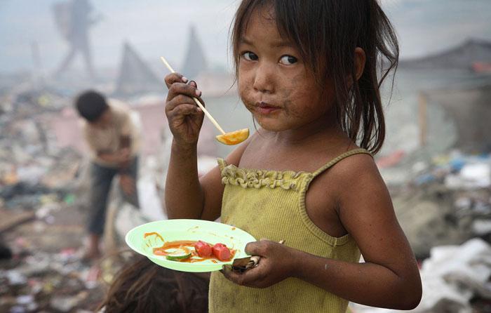 Criança do Nepal