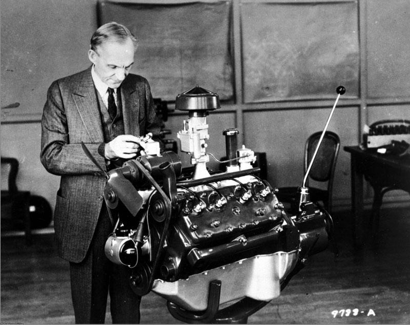 Ford recebe prêmio por 110 anos de inovação automotiva