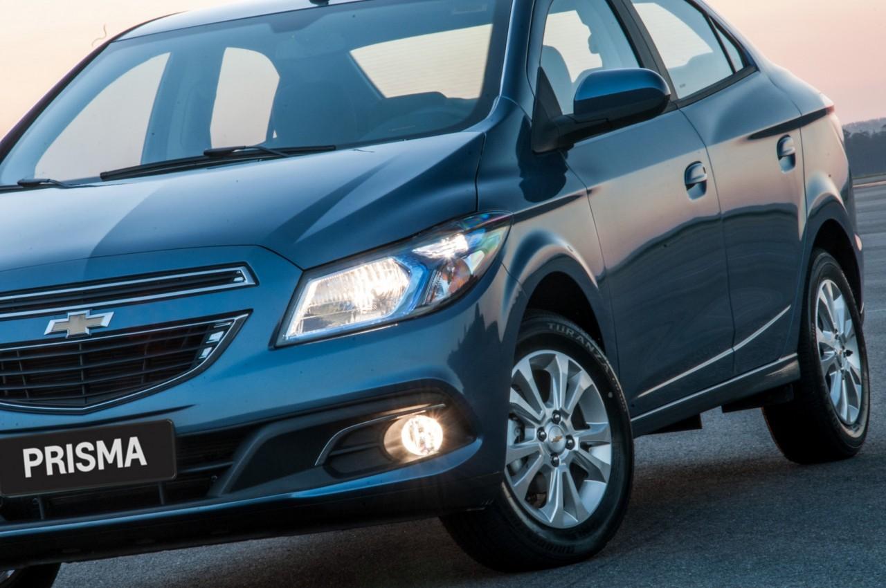 Sedan da Chevrolet teve 76% das suas vendas realizadas por meio de crédito.