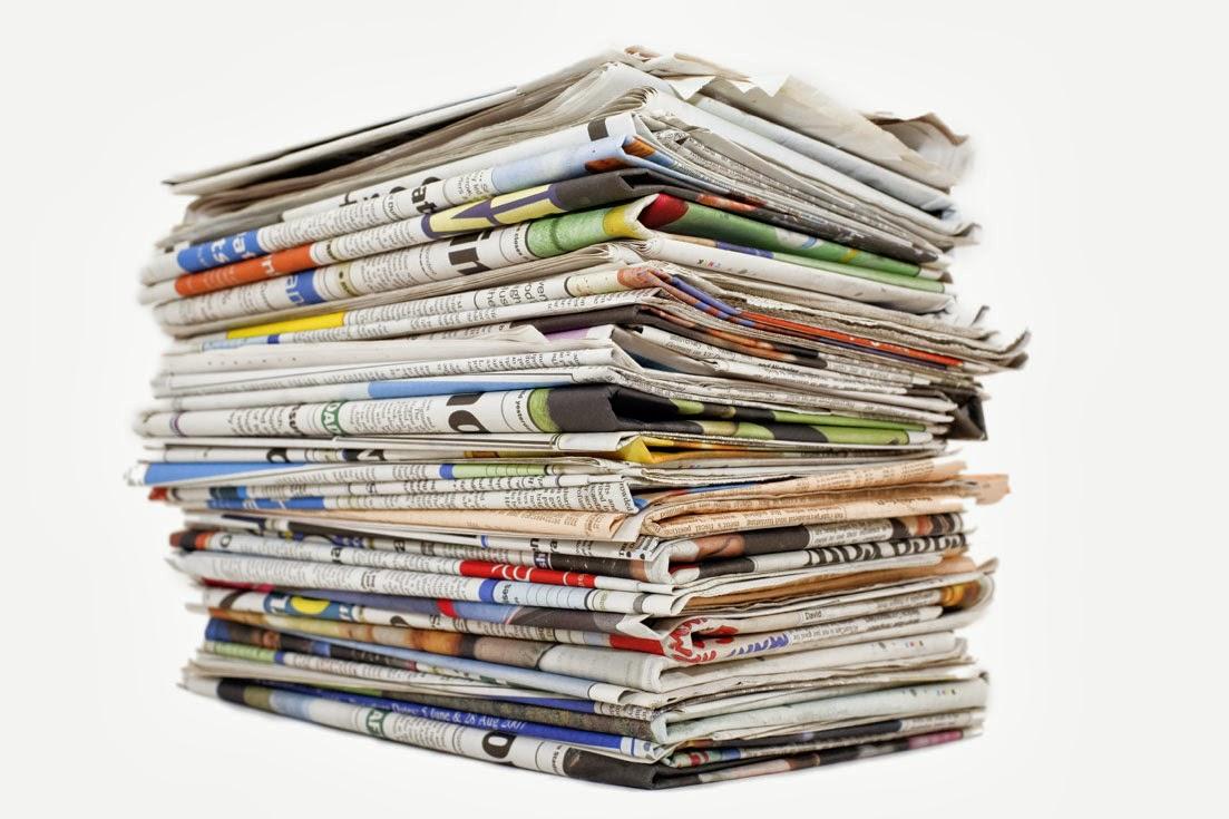 Resultado de imagem para jornais do brasil
