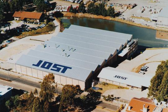 Jost ficou na 20ª posição da categoria Média Empresa no ranking das 100 Melhores. Foto: Divulgação