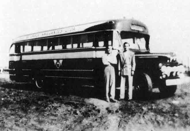Ônibus de 1949