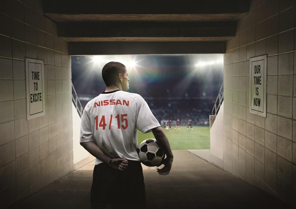 Nissan exibe seus veículos 100% elétricos na Final da UEFA Champions League