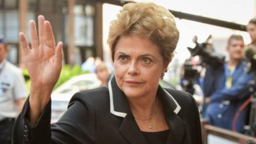 """Na visão da oposição, """"pedaladas"""" não poderiam ter ocorrido sem consentimento de Dilma. (Foto: Reprodução)"""