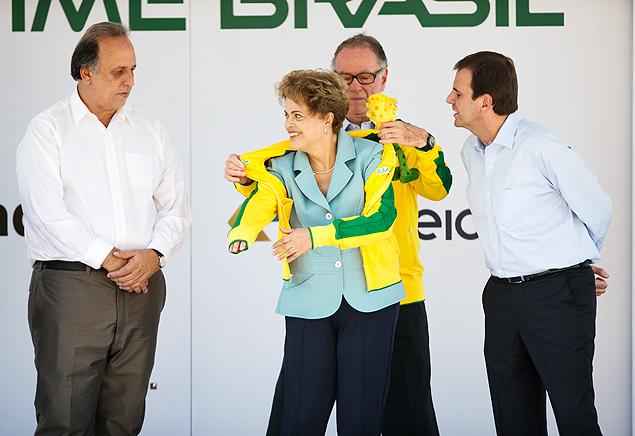 5c3606f2429ac Segurança da Rio-2016 será menor que a da Olimpíada de Londres ...