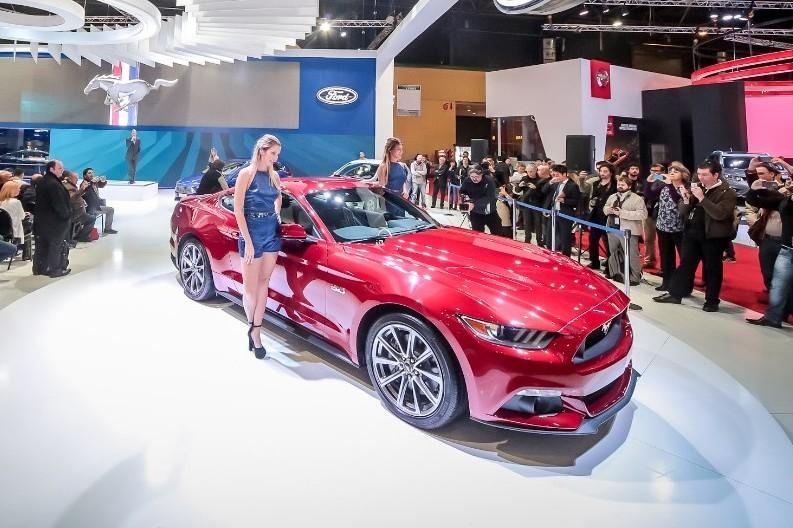 Ford no Salão de Buenos Aires 2015