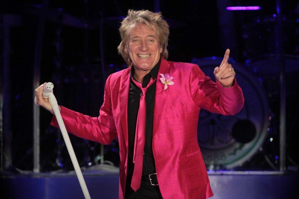 Resultado de imagem para Novo álbum de Rod Stewart será lançado neste ano