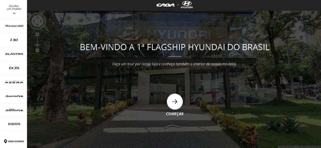 Flagship Hyundai