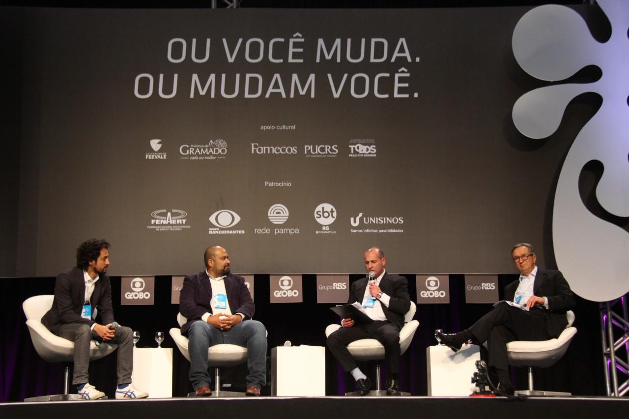 Painel Integração das Mídias - 20º Festival Mundial de Publicidade de Gramado