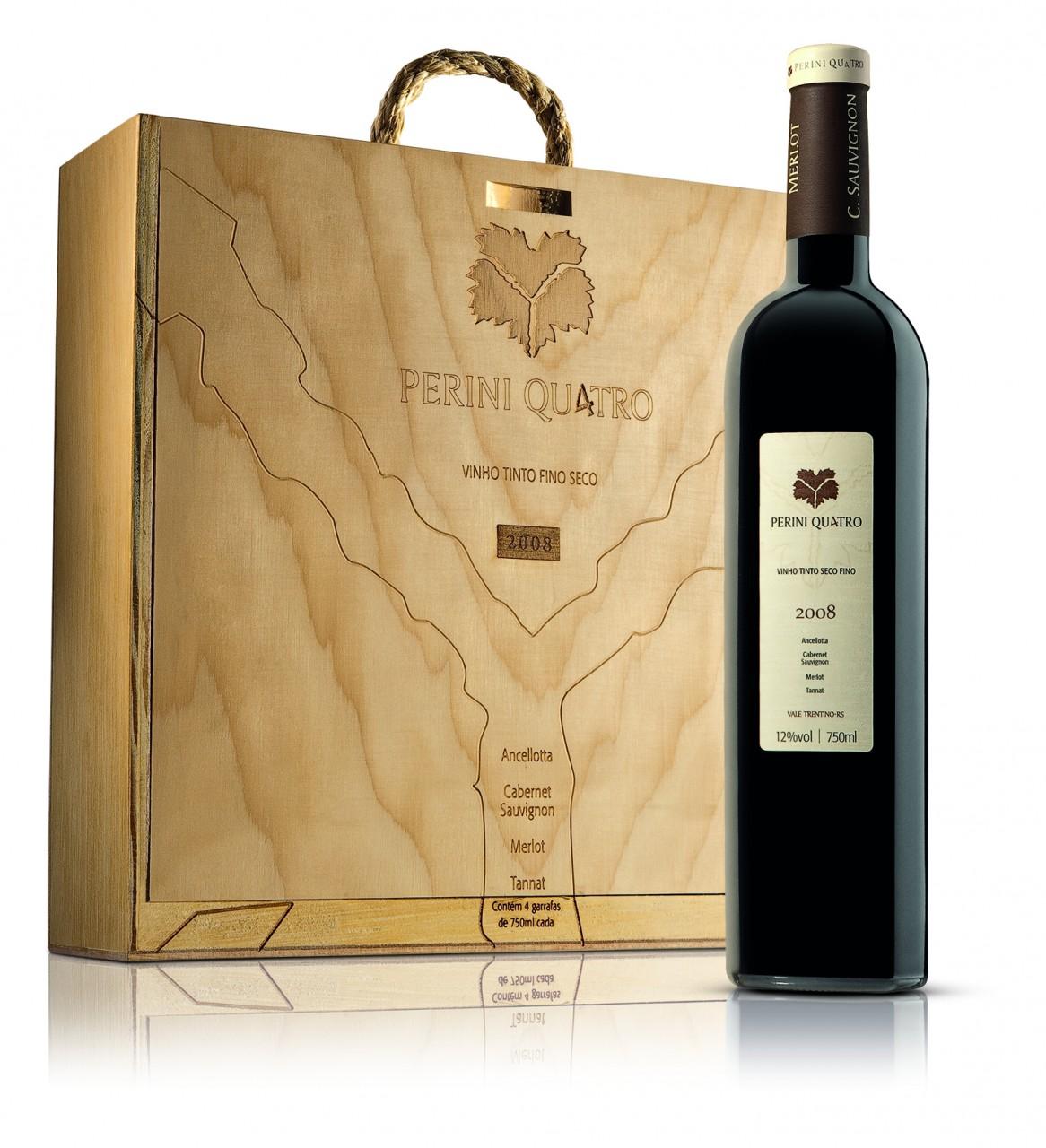 Vinho da vinícola gaúcha foi destaque na categoria Tintos do Novo Mundo