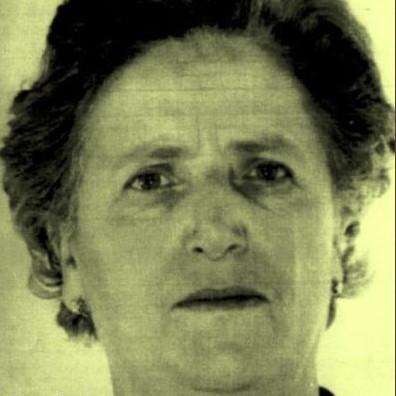 """Rosetta Cutolo ficou  conhecida pelos  """"olhos de gelo"""" no mundo do crime italiano. Foto: Reprodução"""