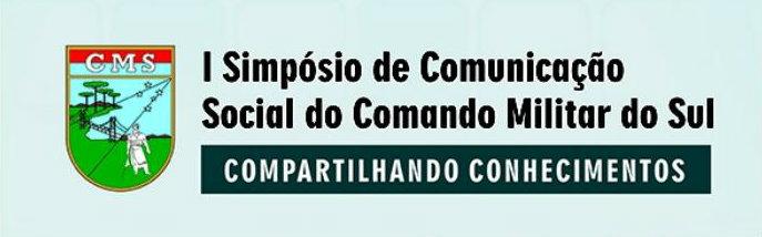 Comando Militar do Sul promove I Simpósio de Comunicação Social