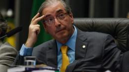 Cunha nega todas as acusações das quais é alvo (Foto: Andre Coelho/AG)