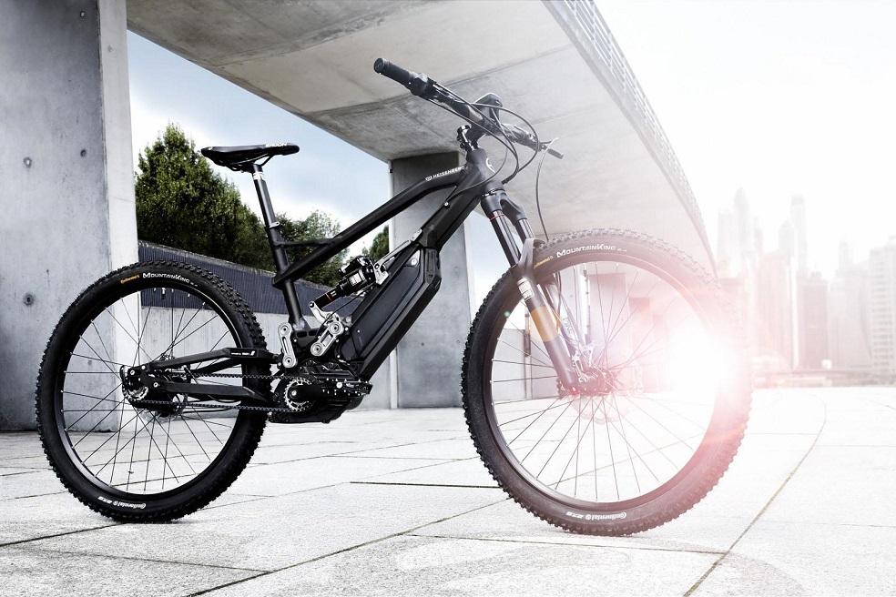 BMW i bicicleta elétrica 2015