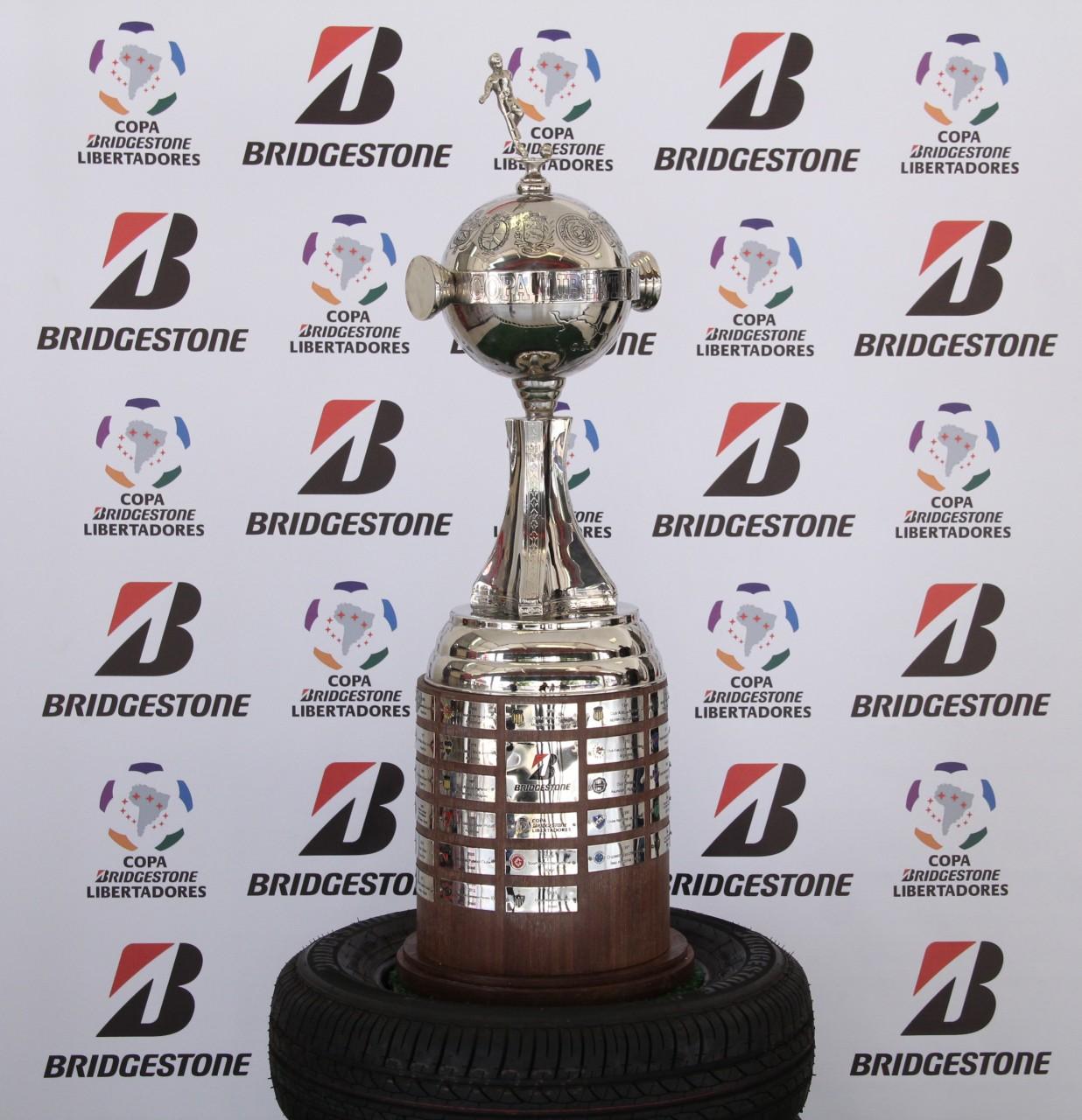 Troféu Copa Bridgestone Libertadores 2015