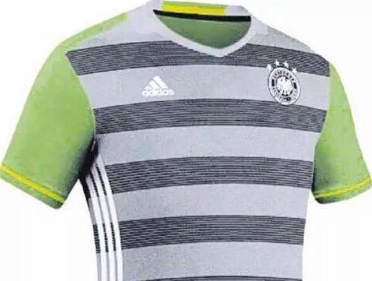 Site revela uniforme extravagante da seleção alemã que parece um pijama 8ca841c4eb745