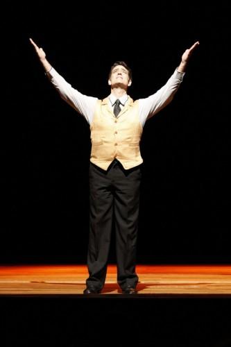 Protoganizado pelo ator Rogério Fabiano, o espetáculo começa a temporada gaúcha no dia 29 de julho, no Teatro da Amrigs, em Porto Alegre. (Foto: Divulgação)
