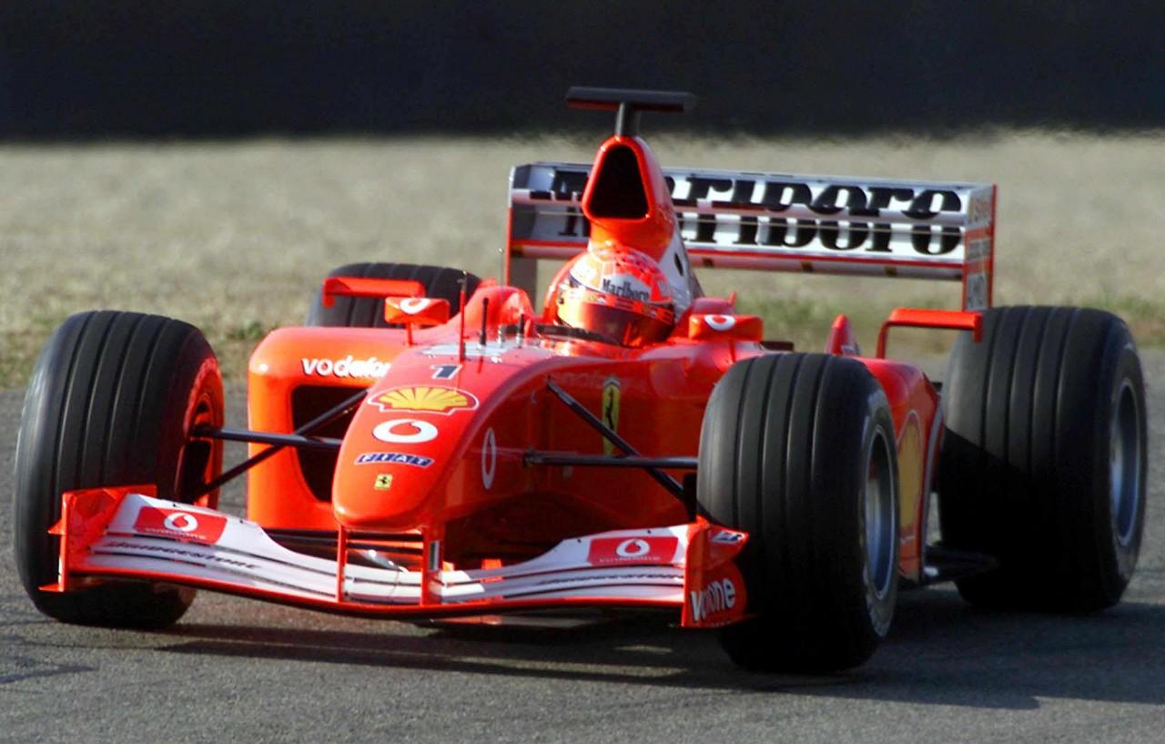 Ferrari foi eleita a equipe preferida dos votantes. (Foto: Giorgio Benvenuti/AFP)