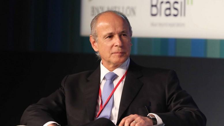 Presidente da Andrade Gutierrez, Otávio Marques de Azevedo está preso em Curitiba. (Foto: Vanessa Carvalho/Brazil Photo Press)