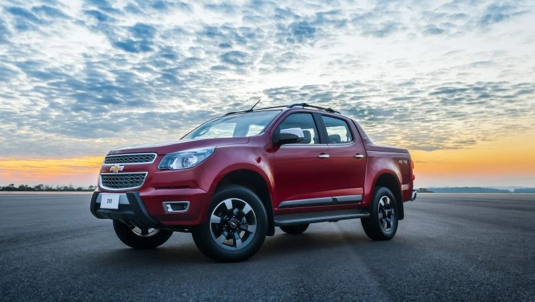ChevroletFan StoreNetshoesparceria · Chevrolet S10 High Country 2015 af4aed2c3d2e1