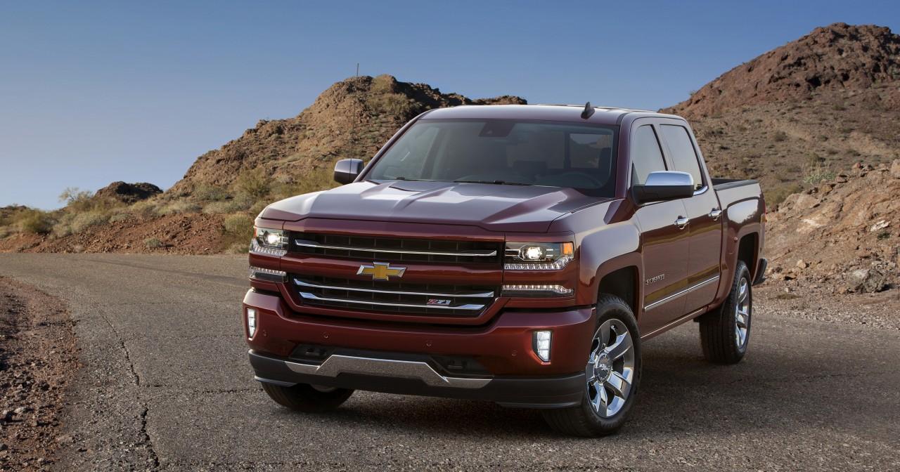 Chevrolet apresenta Silverado 2016 nos Estados Unidos 29ed8b4578fb6
