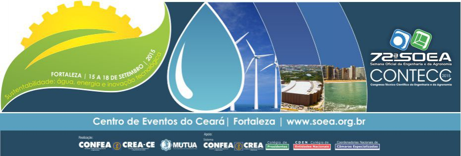Semana Oficial da Engenharia e Agronomia (SOEA)