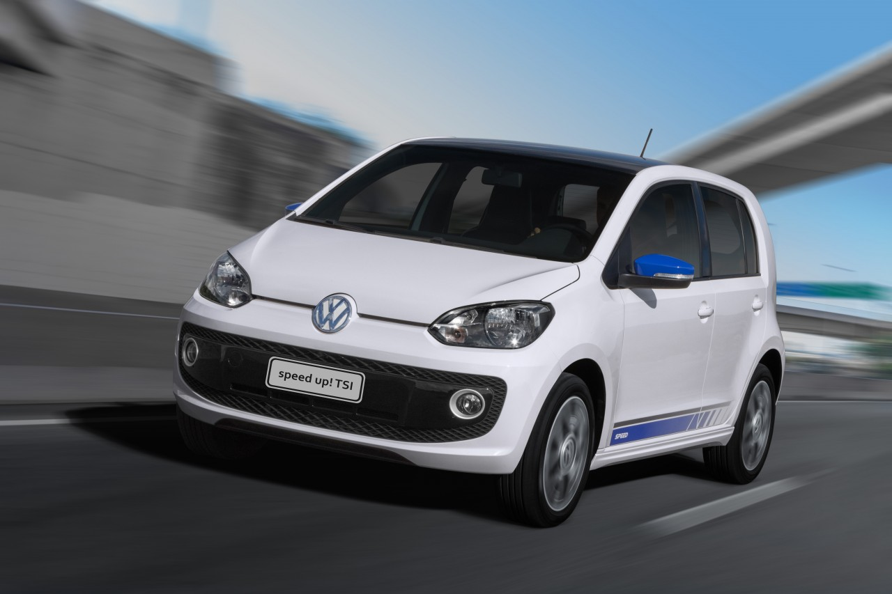 Volkswagen speed up! TSI 2015
