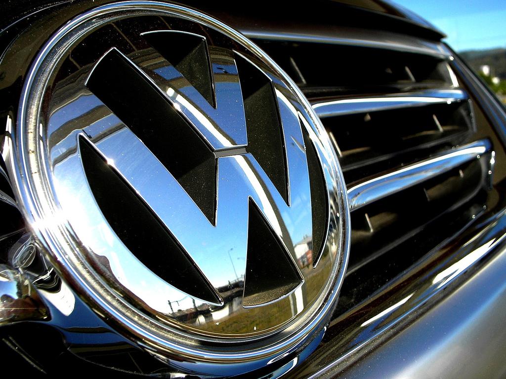 Volkswagen emblema marca