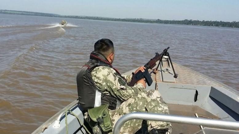 02/08/2015 - Brasil nega invasão de território paraguaio em ação do exército