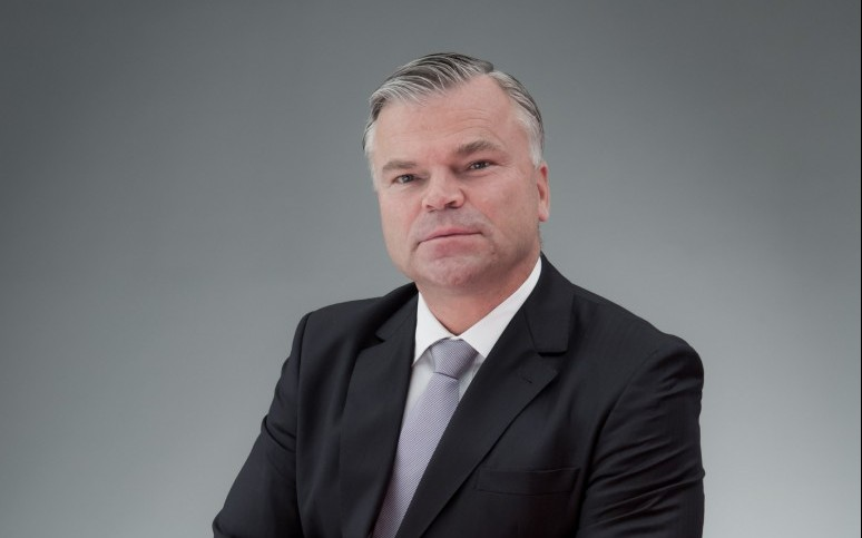 Jörg Hofmann, presidente e CEO da Audi do Brasil .