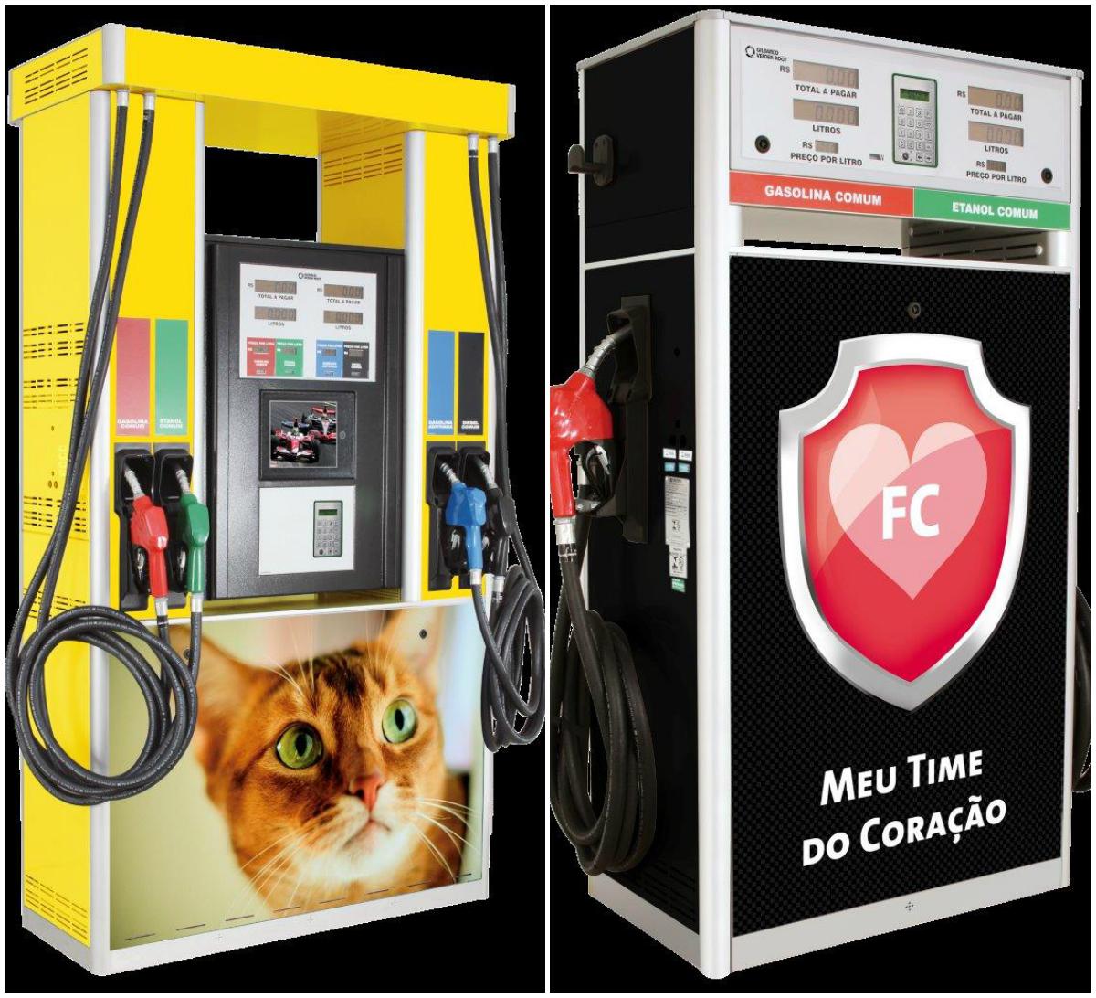 Aproveitar os equipamentos como espaço publicitário pode ser uma boa iniciativa. Foto: Divulgação