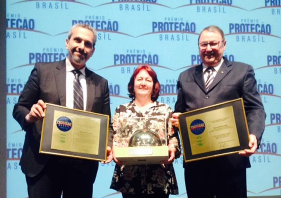 Dana premiada por capacitação de PcD