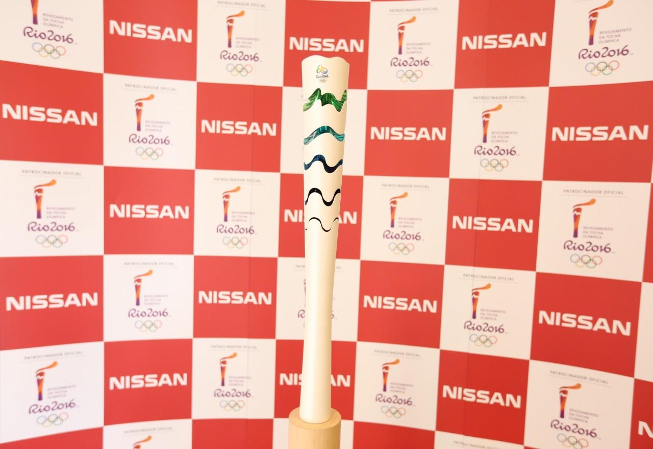 Nissan Tocha Olímpica 2016