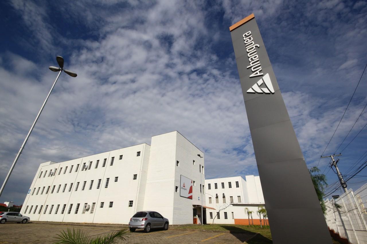 A Faculdade Anhanguera localiza-se na avenida Cavalhada, na Capital. Foto: Lucas Uebel