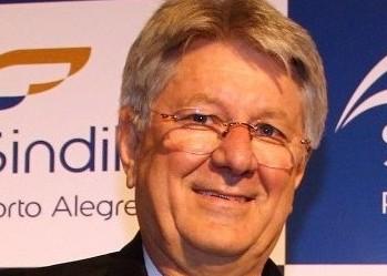 Paulo Kruse é o presidente do Sindilojas Porto Alegre.