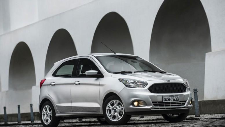 Ford do Brasil registra forte crescimento em vendas em ...