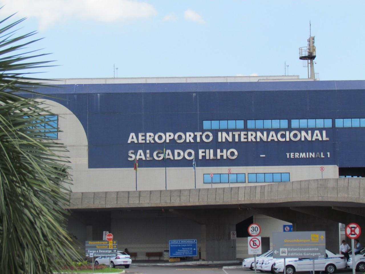 Aeroporto Internacional Salgado Filho Porto Alegre Rs Brasil : Confirmada privatizaÇÃo do aeroporto salgado filho em