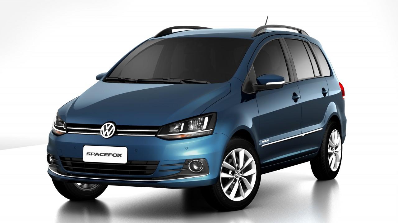 Volkswagen Spacefox 2016