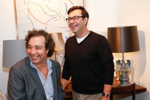 Felipe Caringi e Marcelo Gonçalves. (Foto: Lenara Petenuzzo/especial)