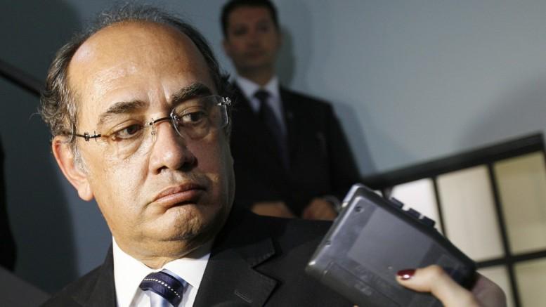 Mendes: voz contrária à decisão da Corte. Foto: Eduardo Knapp/Folha Imagem