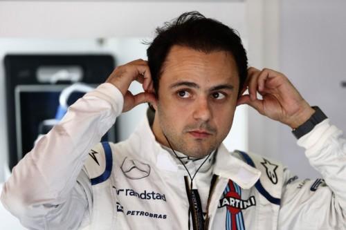 Brasileiro Felipe Massa falou sobre possível igualdade de triunfos entre Ayrton Senna e Lewis Hamilton. (Foto: Manu Fernandez/AP)