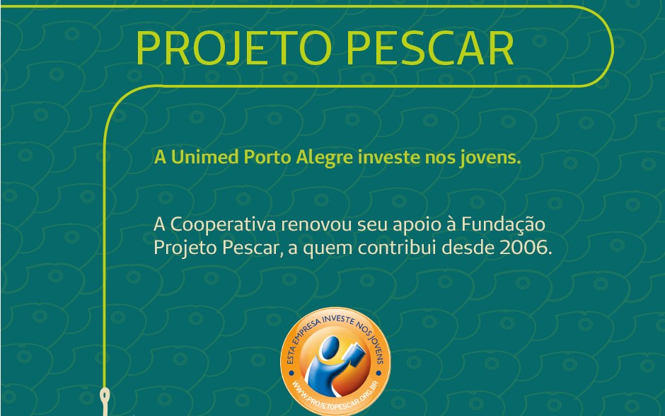 Projeto Pescar - Unimed