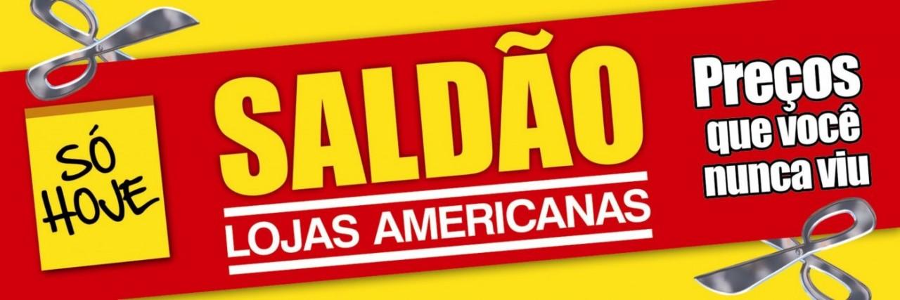 Saldão Loja Americanas