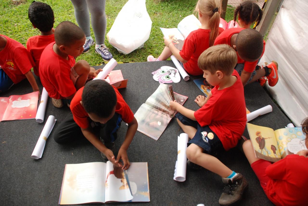 Começa na quarta-feira (14)  a 9ª Feira do Livro Infantil nos Parques de Porto Alegre