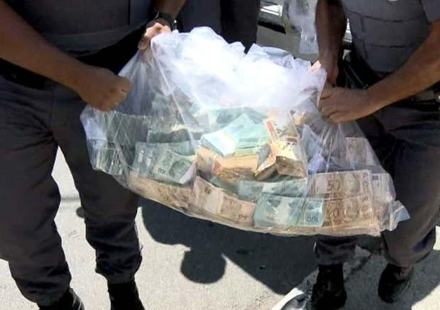 Operação realizada em Indaiatuba investiga um esquema de fraude em desapropriação de imóveis pelas prefeituras. (Foto: Reprodução)