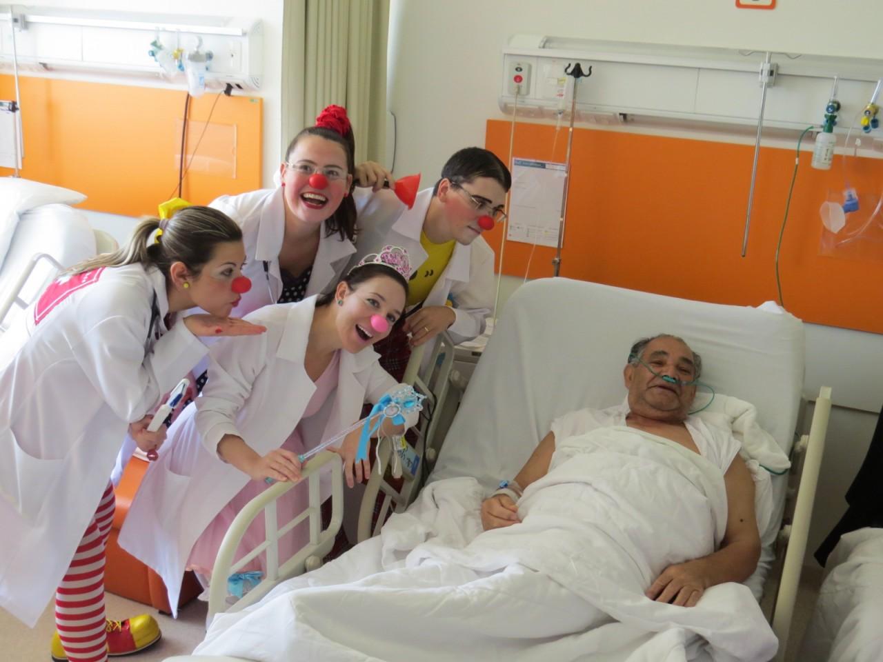 Doutorzinhos - Hospital Restinga
