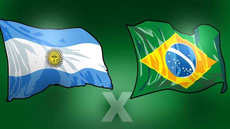 Brasil 0 x 1 Argentina em amistoso na Arábia Saudita; acompanhe