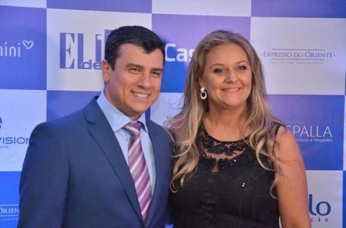 Flavia Sffair e Paulo Pedroso. (Foto: divulgação)