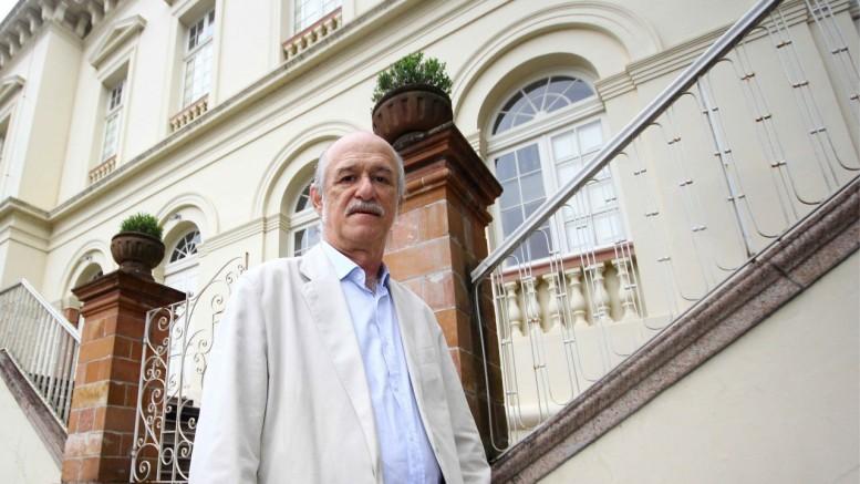 Na foto, o presidente da Solé Associados, Ismael Solé. FOTO - Jackson Ciceri